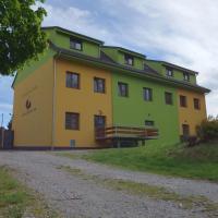 Penzion Bořikovský Dvůr, отель в городе Litovany