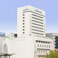 Shin Yokohama Grace Hotel, hotel in Kohoku Ward, Yokohama