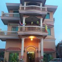 Javier Guesthouse, hotel in Tbeng Meanchey