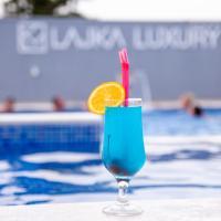 Hotel Lajka Luxury, hotel in Ulcinj