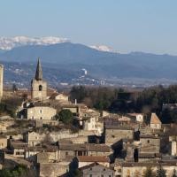 Grande maison en village médiéval - 10 pers/4 SDB