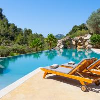 LJs Ratxo Eco Luxury Retreat, hotel en Puigpunyent