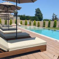 Aqua Blue Suites, hotel in zona Aeroporto Internazionale di Heraklion - HER, Karteros