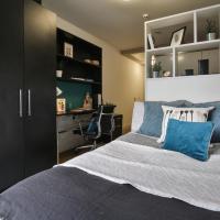 Studio Flat in Prime London Southbank - iQ Bankside