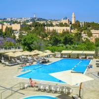 The Inbal Jerusalem, hotel in Jerusalem