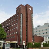 倉吉シティホテル、倉吉市のホテル