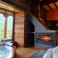 Apartamentos Rurales El Bosque de las Viñas, hotel en Boal