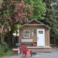 Goose Creek RV Park & Campground, hotel in Wilbur