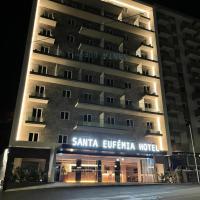 Santa Eufémia Covilhã Hotel, hotel in Covilhã