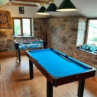 Immaculate 2 double beds Cottage, hotel v destinaci Craven Arms