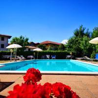 Hotel Meublè Tenesi, hotell i Manerba del Garda