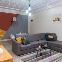 Appartement moderne et coloré à Lomé