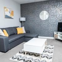 Be More Homely - LYN - A Luxury 2 bedroom Apartment x1 SKing Bed FREE PARKING & WIF