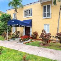 Cozy Apartment at Coral Gables free street parking