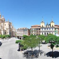 Hotel Infanta Isabel, отель в городе Сеговия