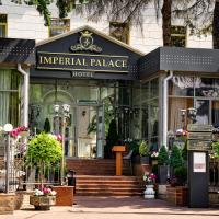 Imperial Palace Hotel, hotel in Minsk