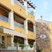 Janas Hotel, hotell i Villasimius