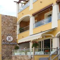 Janas Hotel, hotel in Villasimius