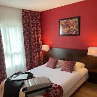 Appartéa Grenoble Alpexpo, отель в Гренобле