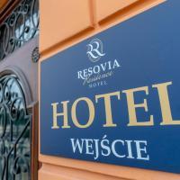 RESOVIA RESIDENCE HOTEL***, hotel in Rzeszów