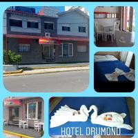 Hotel Drumond, hotel in San Bernardo