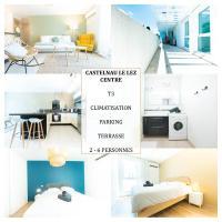 *T3* – *Cosy et Business* – *La Conciergerie Martinkey's*, hotel in Castelnau-le-Lez