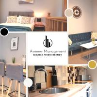 1 Bedroom House by Avenew Management Serviced Accommodation Stoke-on-Trent in the heart of Potteries with Free Parking & WiFi
