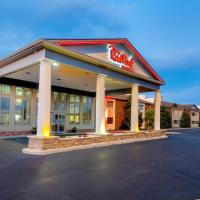 Red Roof Inn & Suites Wilmington – New Castle, hotel near New Castle Airport - ILG, New Castle
