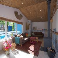 ZEN-bungalow NO 2 Ibiza stijl met sauna en hottub
