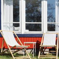 Holiday home DJURHAMN IV, hotell i Djurhamn