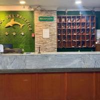 Hotel Del Pacifico, hotel em Santo Domingo de los Colorados