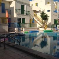 Sea N Lake View Hotel Apartments, hotel near Larnaca International Airport - LCA, Larnaca