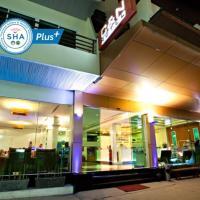 C & N Hotel - SHA Plus, hotel in Patong Beach