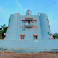 OYO 80871 Hertiage Villa Near Rajiv Gandhi Square, hotel near Pondicherry Airport - PNY, Pondicherry