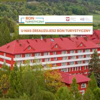Ośrodek Uzdrowiskowy Beskid, hotel in Wysowa-Zdrój