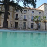 domaine Les Castans, hôtel à Saint-Thibéry