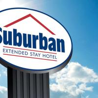 Suburban Extended Stay, Hotel in Cortez