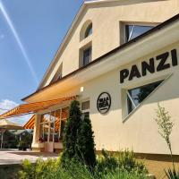Villa Bea Panzió, hotel Zamárdin