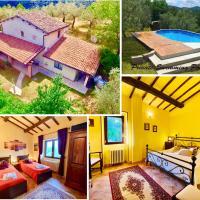 Villa Nocri, hotell i Montefranco