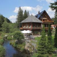 Inselklause, Hotel in Schönwald
