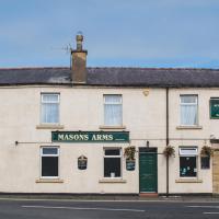 Masons Arms Amble