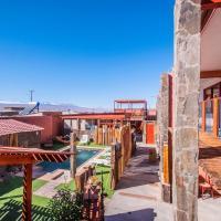 Hotel Casa Algarrobo, hotel in San Pedro de Atacama