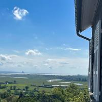 Maison de vacances Avranches avec vue sur le Mont Saint Michel