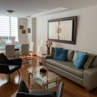 Lujo y Confort Cerca de Todo en la mejor Ubicación, hotel em Quito