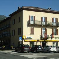 Osteria Belvedere, hotel in Losone