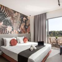 Ano Kampos Hotel & Suites, hotel en Faliraki