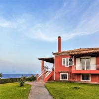 Beachfront Panoramic Seaview - Galini Estate, отель в городе Мессини
