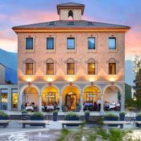 Boutique & Business Hotel La Tureta, отель в Беллинцоне