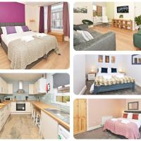 Stylish and spacious rooms, pet friendly, Somerville House!