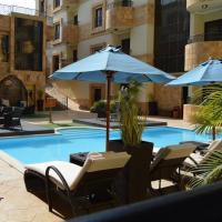 Golden Sea Hotel, hotel em Obhor
